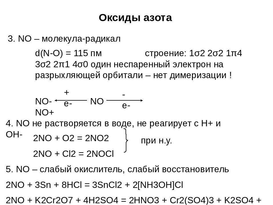 Оксид азота - препараты, польза, как принимать