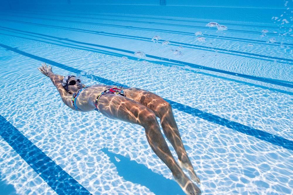 «сухие» тренировки для пловца » спортивный мурманск