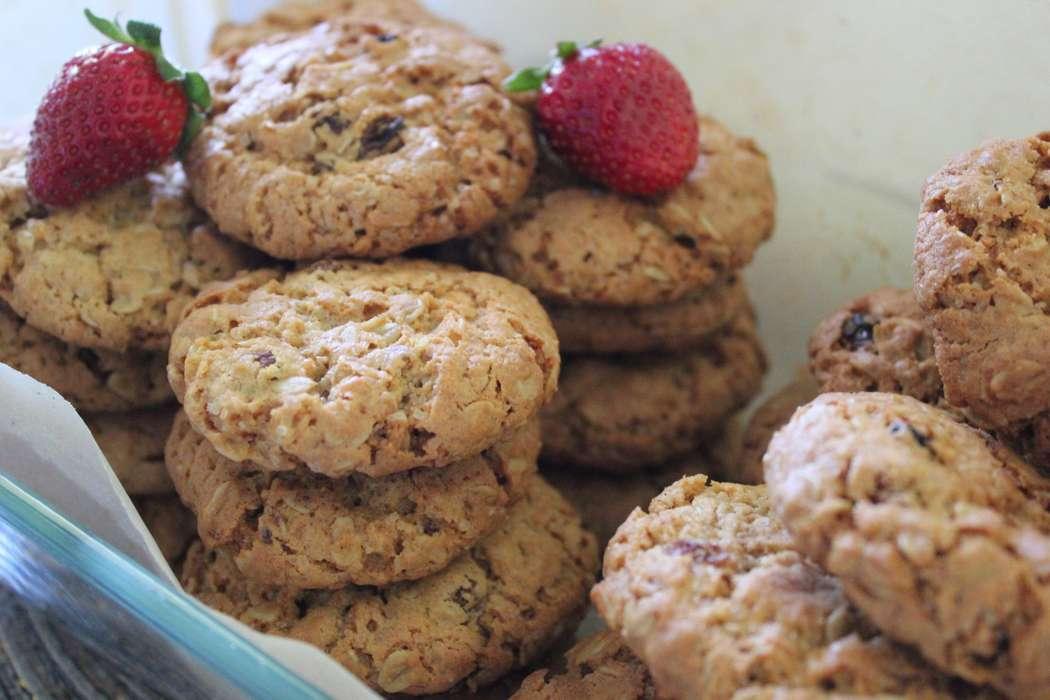 Изыски домашних десертов: овсяное печенье с творогом
