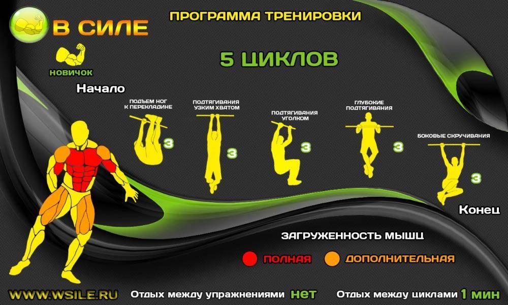 Программа тренировок на рельеф для мужчин и девушек в зале и дома