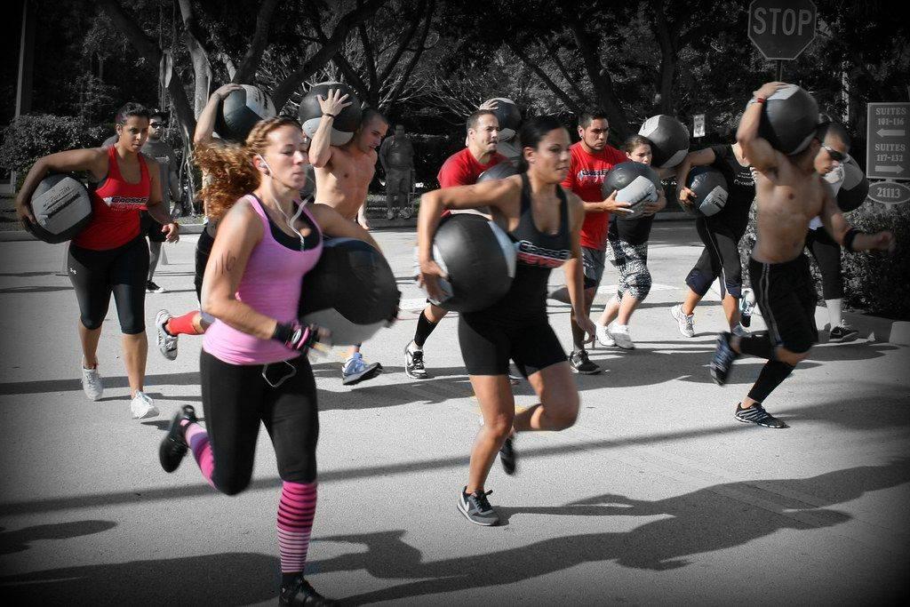 Кроссфит — что это такое, плюсы и минусы, упражнения