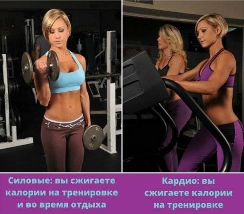 Кардионагрузки для сжигания жира. упражнения для кардионагрузки
