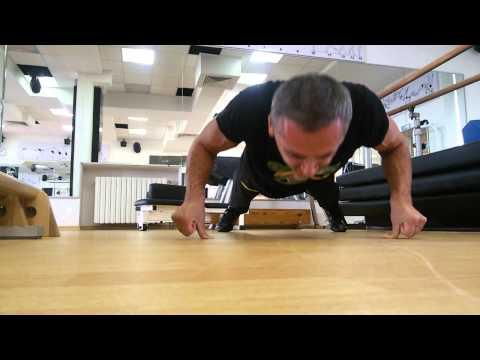 Как делать т-отжимания, что они дают и какие мышцы включаются в работу?