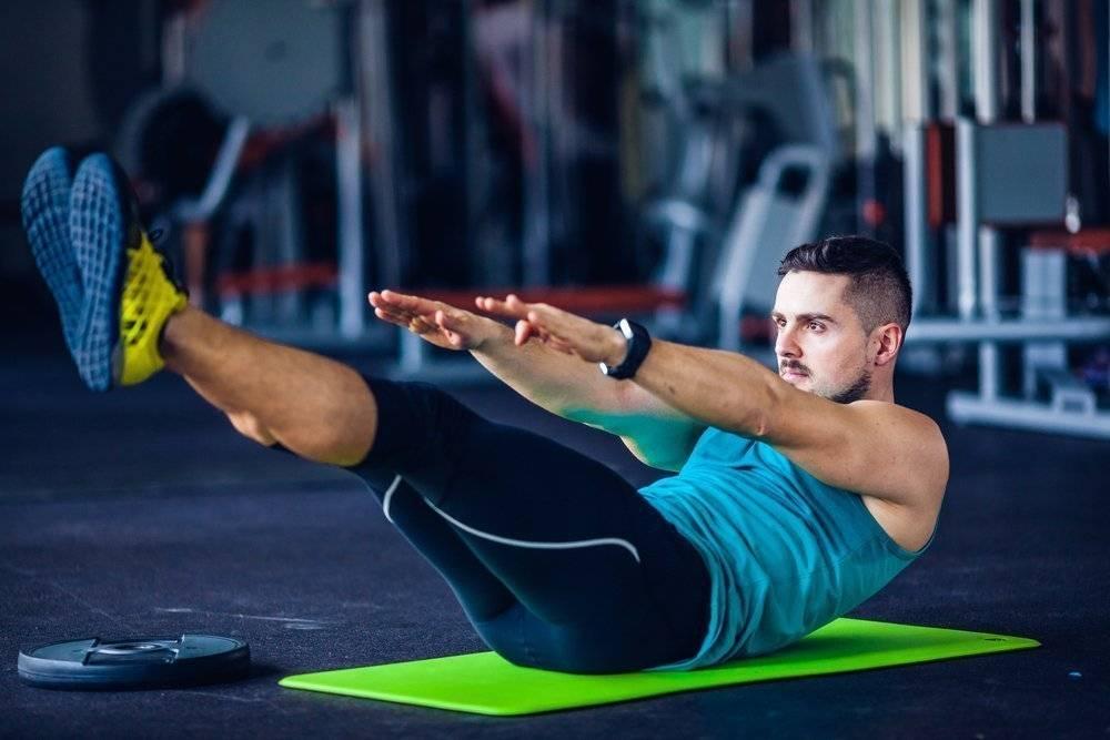 """Упражнение """"складка"""" на пресс и на растяжку. фитнес для танцоров"""