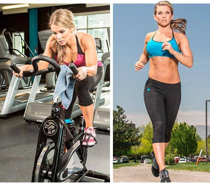 Эффективная тренировка = сила + кардио
