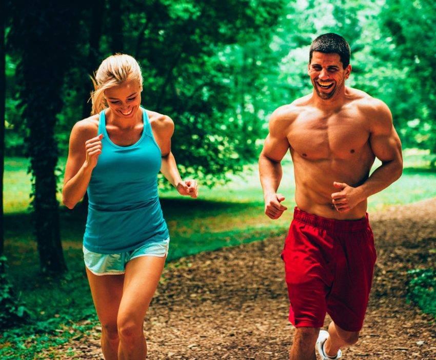 Влияние бега на гормональный фон