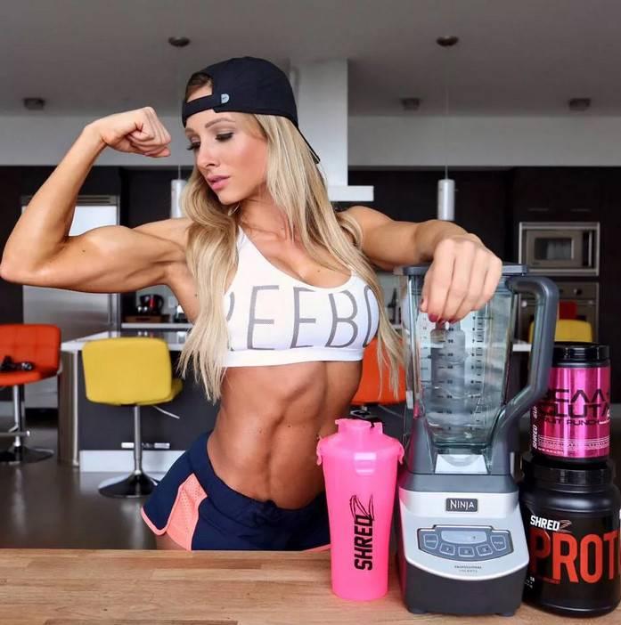 Протеин для девушек: нужно ли принимать, эффективность для похудения, правила употребления