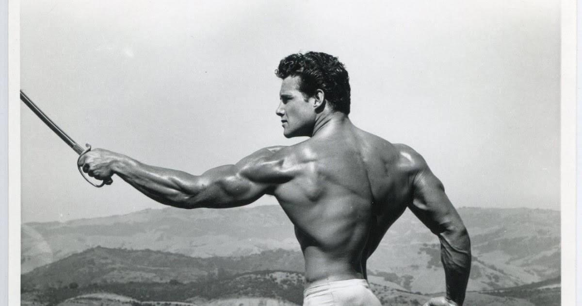 Стив ривз: программа тренировок геракла и его биография