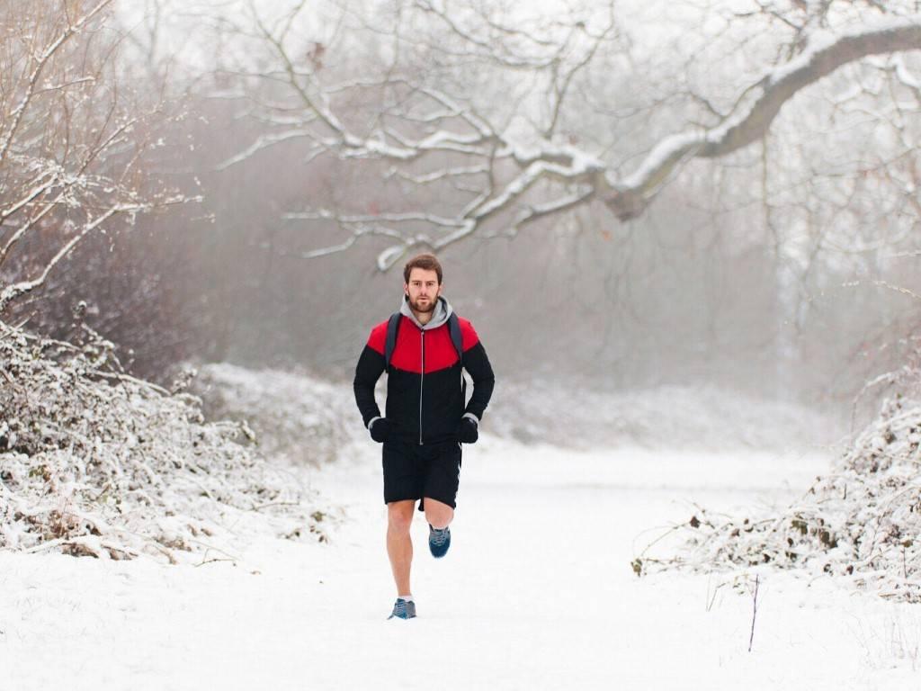 Как выбрать одежду для бега в холодную погоду?