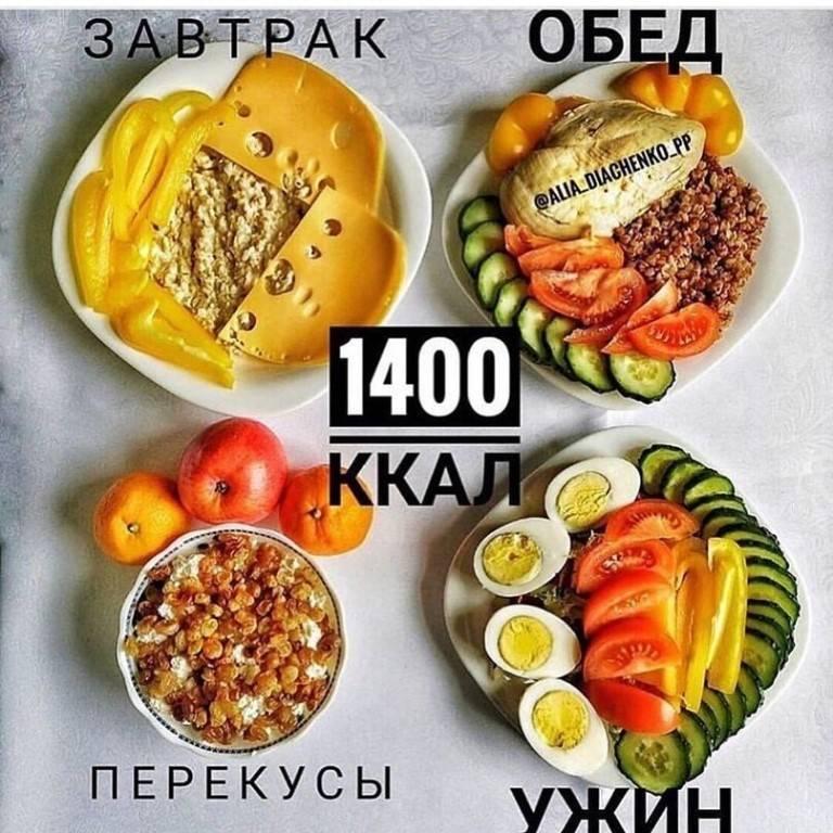Меню на 1000 калорий в сутки: правила диеты и принципы составления рациона, меню на день и неделю, рецепты