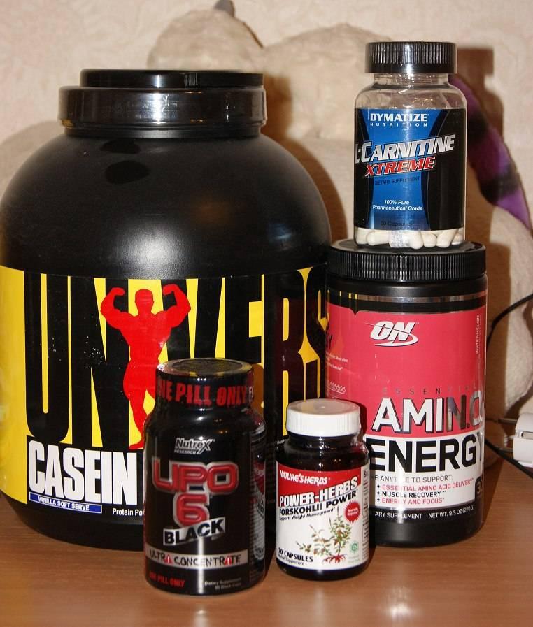 6 рецептов для набора мышечной массы