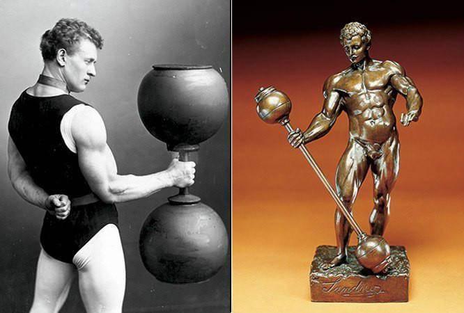 История спорта, атлетизма и бодибилдинга, как все начиналось