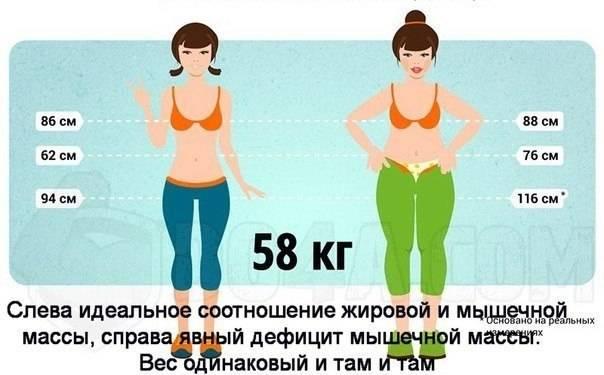 Почему не худеют на правильном питании и вес не уходит?