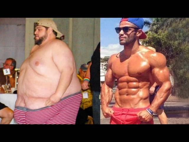 Кому легче накачаться худому или толстому. дрищ против толстяка