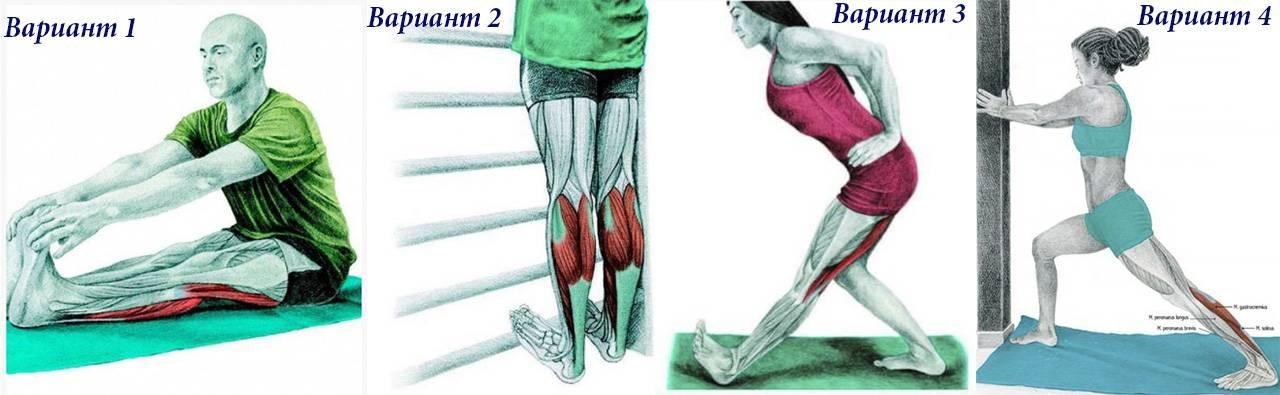 Реабилитационные упражнения при растяжении связок голеностопного сустава - medical insider