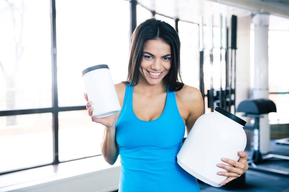 Особенности спортивного питания для девушек