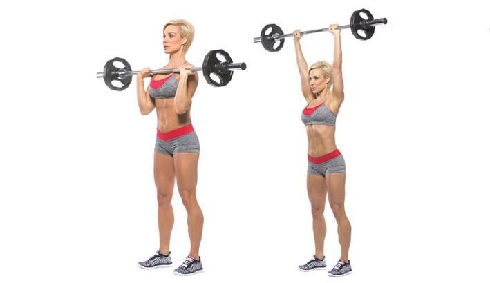 Упражнения со штангой на грудь: базовые основы, правила проведения занятия, техника выполнения и составление программы тренировки