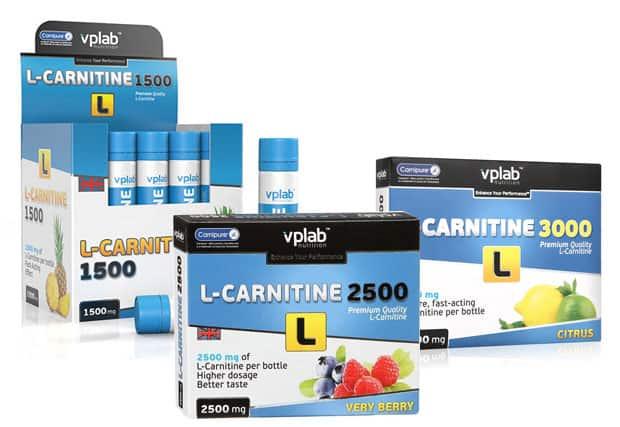 Грамотная схема приема l-carnitine concentrate от производителя vp laboratory