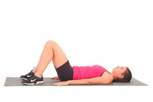 Потрясающее упражнение. делайте мостик лежа каждый день – и вот что случится