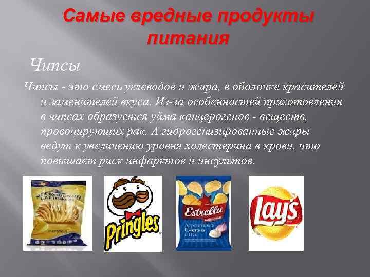 11самых вредных продуктов, которые выедите регулярно