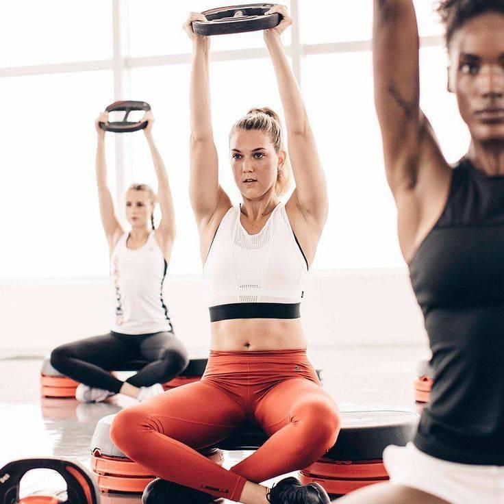 Body pump тренировка: результаты и отзывы