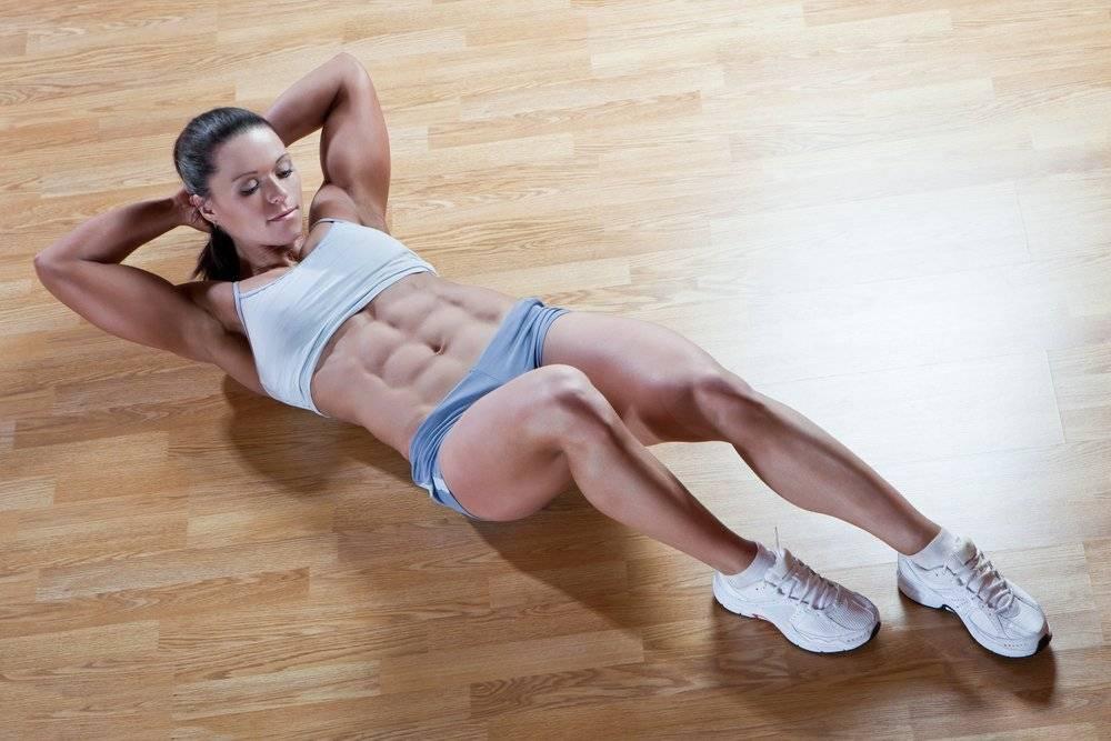 Рельефный живот у девушек: самые эффективные упражнения для пресса