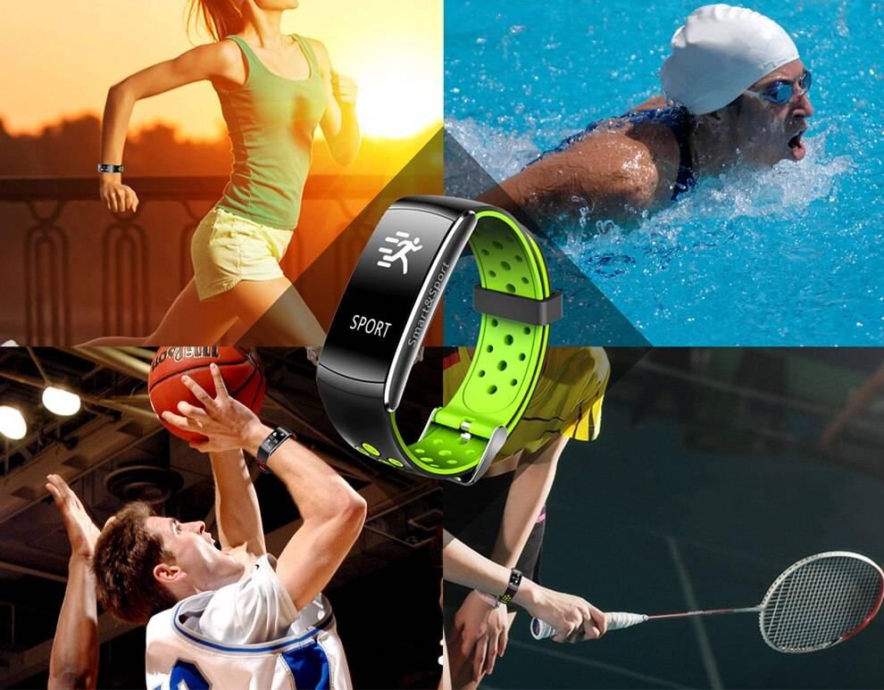 Смарт часы для дайвинга и плавания с глубиномером и термометром