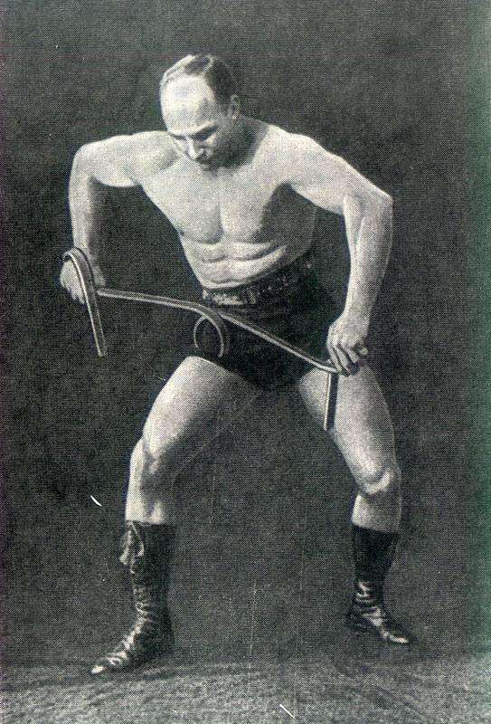 Сухожильная сила. упражнения засса железного самсона? | здоровье человека