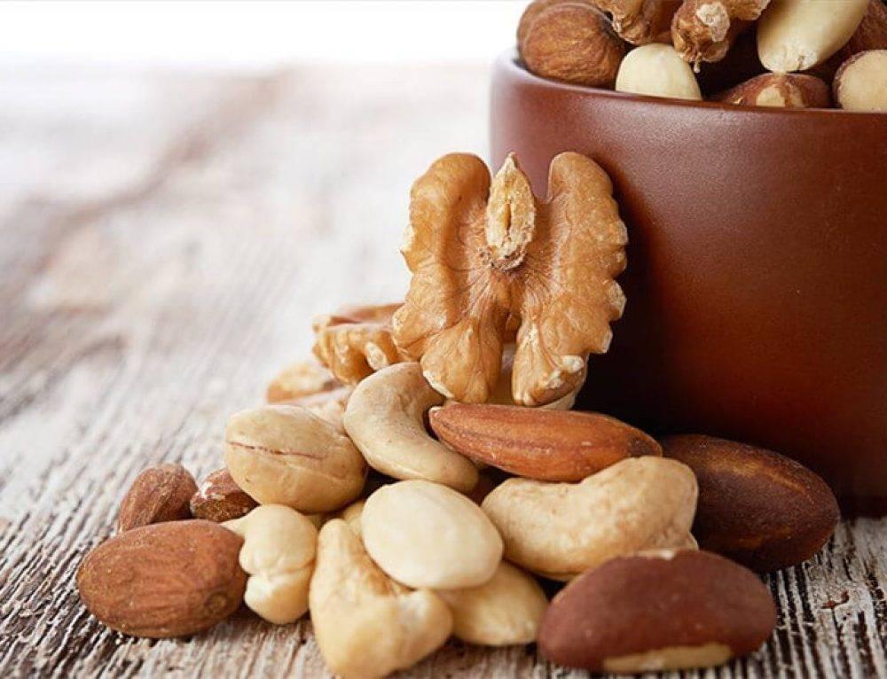 Что полезнее миндаль, фундук, арахис, грецкий или бразильский орех - орех эксперт