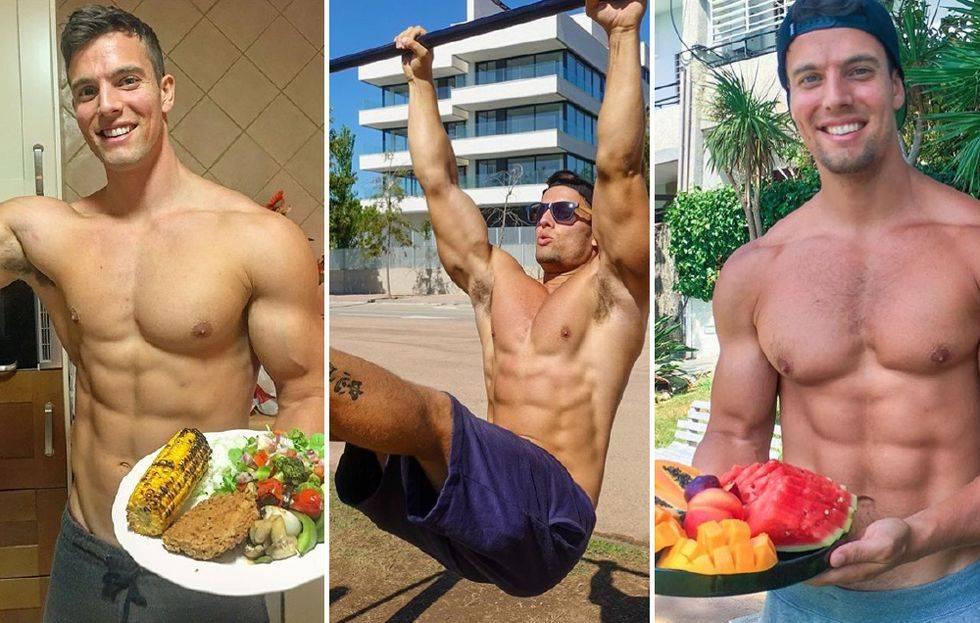 Вегетарианское питание и спорт: как набрать массу? - solo mag