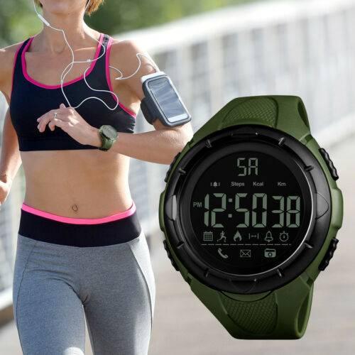Спортивные часы для любителей тренировок