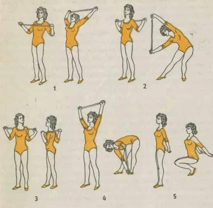 Как сделать красивую спину и королевскую осанку: 5 лучших упражнений - 7дней.ру