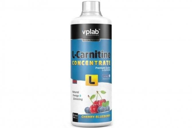 L-carnitine от vp laboratory