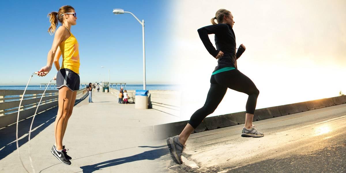 Скакалка: как научиться прыгать, какие мышцы работают и как выбрать скакалку