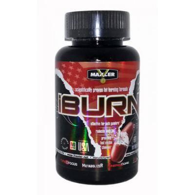 Maxler iburn – обзор жиросжигателя