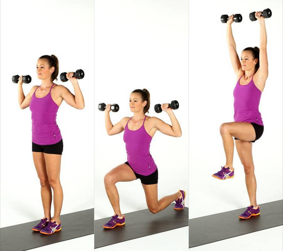 Упражнения для похудения в плечах упражнения для похудения в плечах