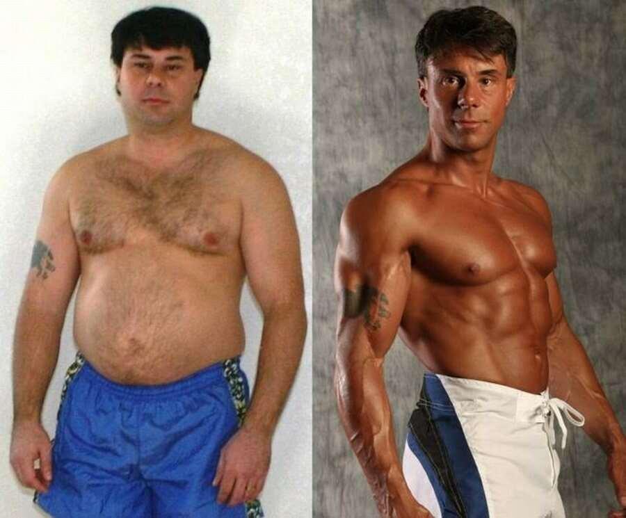 Похудеть и накачать мышцы одновременно: реальность или фантастика?