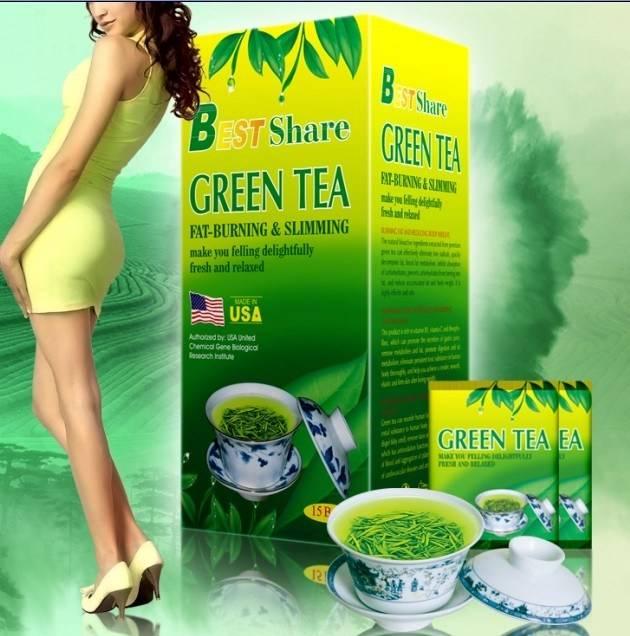 Как пить зеленый чай для похудения, помогает ли зеленый чай похудеть и как его выбрать