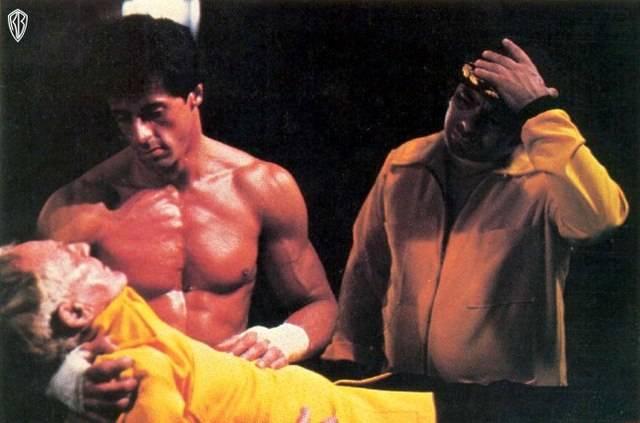 Два профессиональных спортсмена повторили тренировку из фильма «рокки 4»