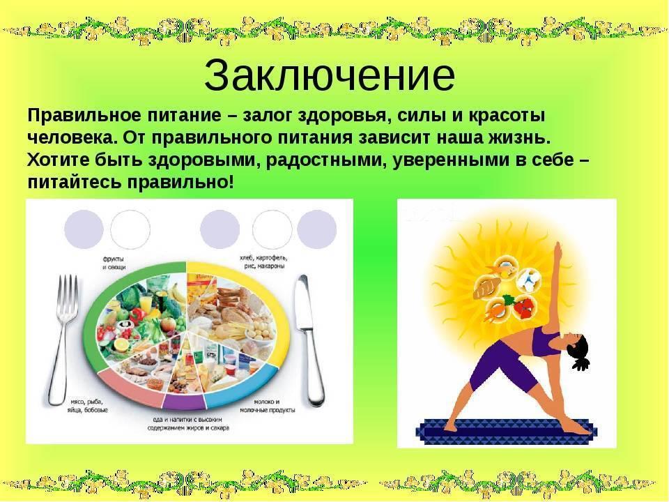Основные правила здорового питания человека - 8 правил питания основные правила здорового питания человека - 8 правил питания