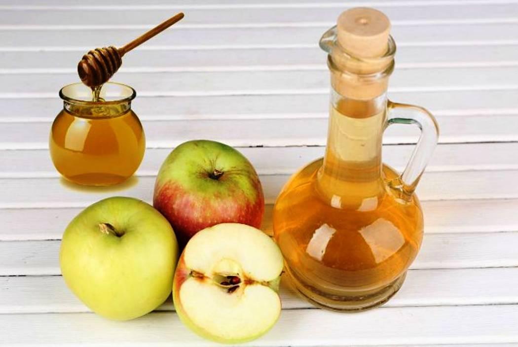 Мед и яблочный уксус для похудения: рецепт напитка