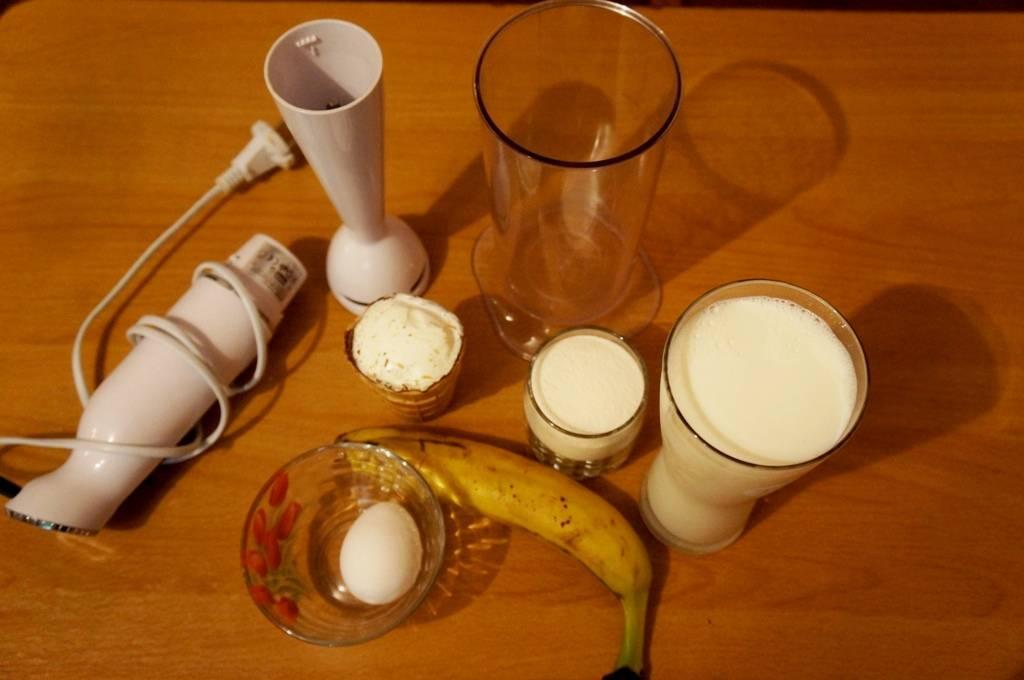Белковые и углеводные коктейли для набора мышечной массы