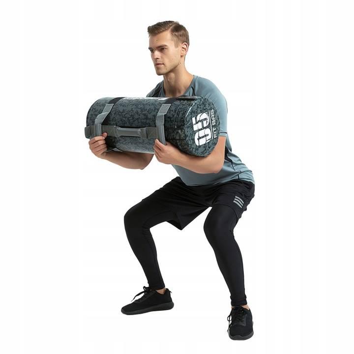 Мешок для тренировок sandbag своими руками