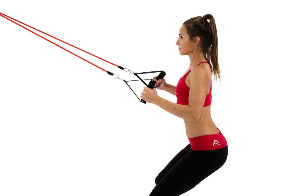 Упражнения с фитнес-резинками для мужчин и женщин