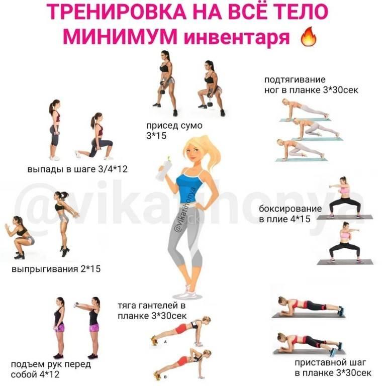 5 упражнений для любого возраста, укрепляющих все группы мышц - место силы 2.0