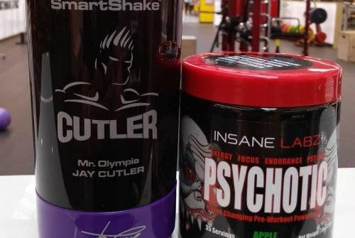 Psychotic купить в москве   предтренировочный комплекс insane labs психотик