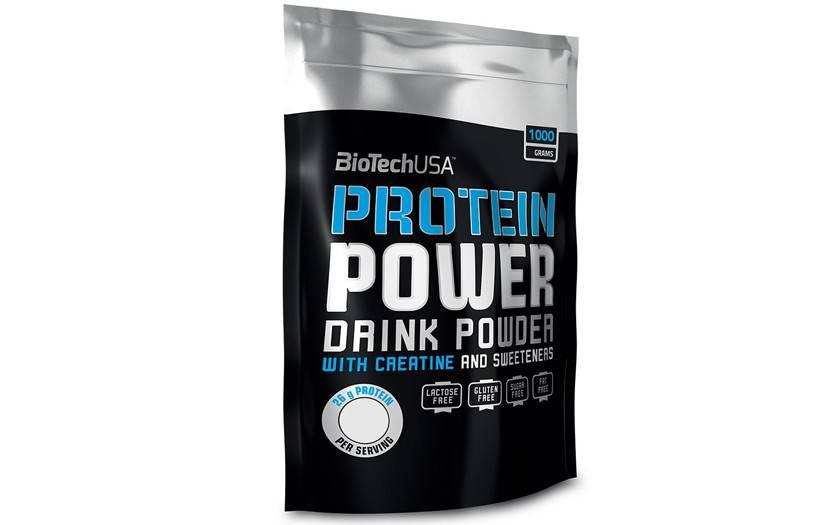 Protein power от biotech usa: как принимать, состав и отзывы
