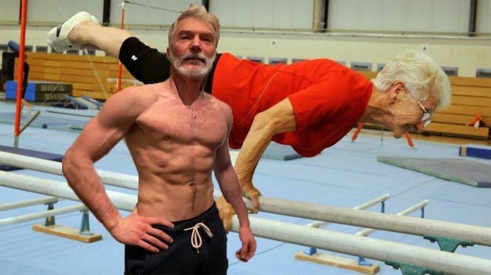 Бодибилдинг после 50 лет для мужчин: основные правила «возрастных» тренировок
