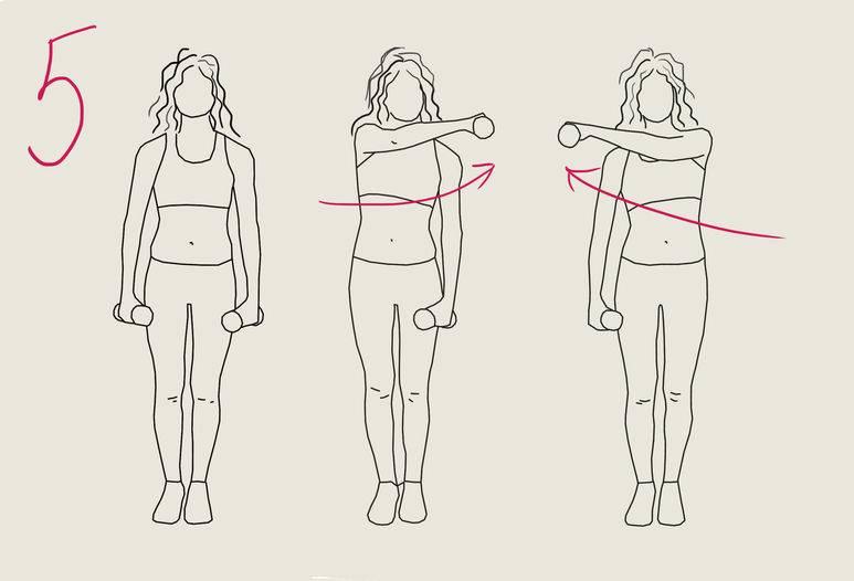 Как убрать жир со спины у женщин в домашних условиях за короткий срок