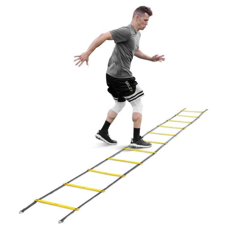 Комплекс упражнений с координационной лестницей - питание, красота и здоровье
